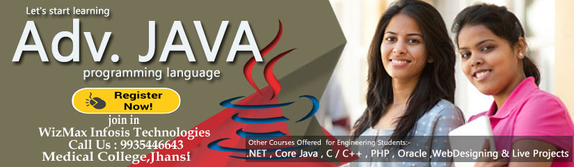 Advance Java in Just 3000 INR